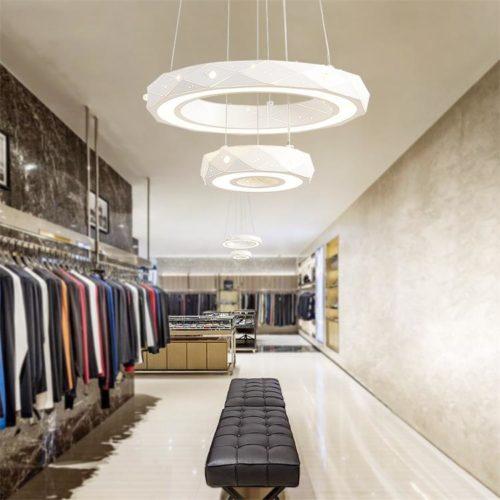 Dutti D0008 LED Pendant Light Minimalist Modern Led Living Room Lamp Dining  Room Chandelier Lighting Atmospheric
