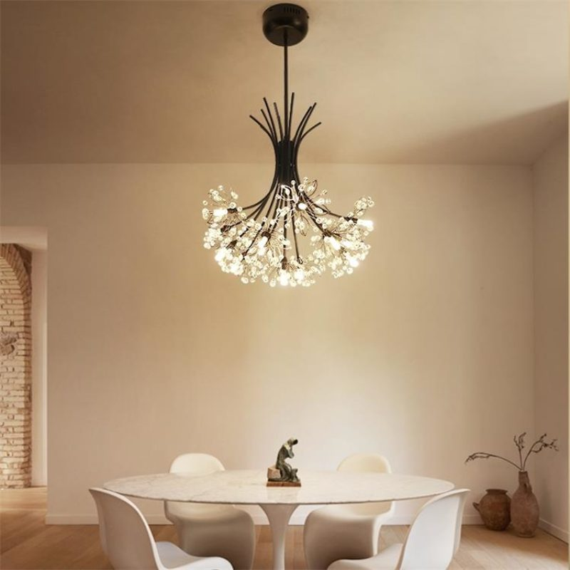 Lights & Lighting Hot Sale New Restaurant Chandelier Led Post Modern Table Lamp Simple Personality Creative Bar Table Lamp Nordic Three Head Led Lighting