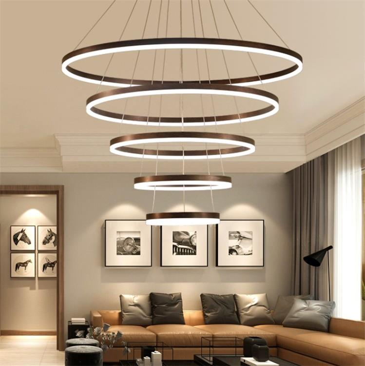 Dutti D0038 Led Chandelier Modern Minimalist Led
