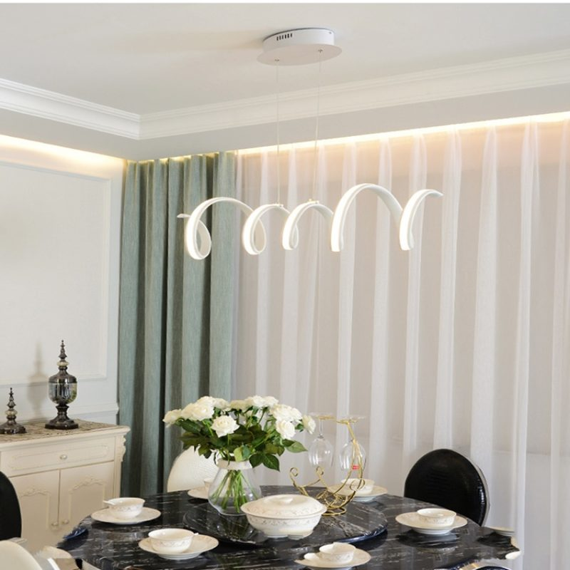 Dutti LED chandelier creative personality dining chandelier ...