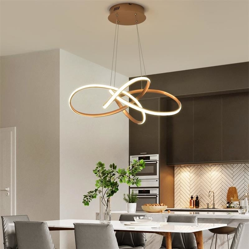 Ceiling Lights Ceiling Lights & Fans European Style Minimalist Living Room Style Dining Hall Creative Lamp Led Dandelion Crystal Ceiling Lamp