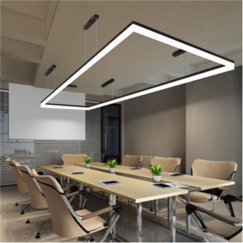 Office Led Chandelier Dutti Led Chandelier Lighting Fixtures Modern Pendant Chandeliers Light Contemporary